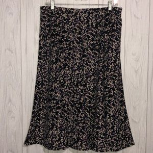 Christopher & Banks Petite A-Line Skirt Size 10P